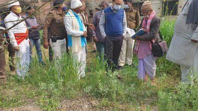 Photo of पांडव स्थान का जिलाधिकारी ने किया निरीक्षण