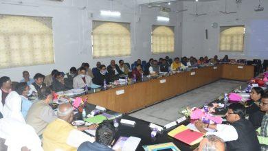 Photo of सड़क सुरक्षा संसदीय क्षेत्र समिति की बैठक संपन्न