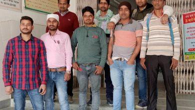 Photo of पचरुखी के कार्यपालक सहायकों ने लिया कोविड- 19 का टीका