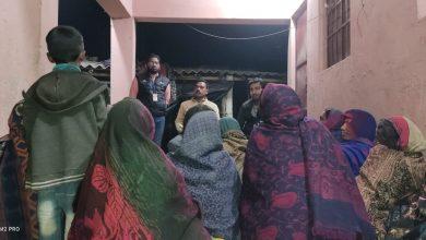 Photo of हनुमानगर- स्वच्छ गांव हमारा गौरव अभियान के तहत रात्रि चौपाल का हुआ आयोजन