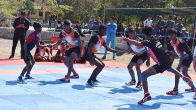 """Photo of """"खेलों कबड्डी"""" U-17 बालक वर्ग कबड्डी प्रतियोगिता का हुआ सफल आयोजन"""