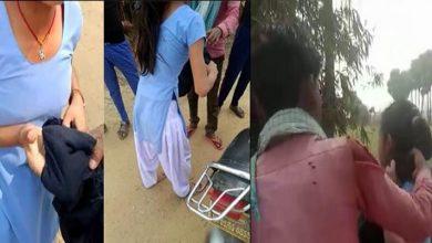 Photo of स्कुली छात्रा से छेड़खानी का वीडियो वायरल होने के बाद पुलिस ने की कार्रवाई, तीन को किया गिरफ्तार