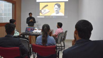 Photo of जनसंचार व पत्रकारिता विभाग ने मनाया गणेश शंकर विद्यार्थी  बलिदान दिवस