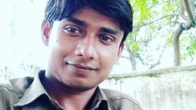Photo of युवा पत्रकार चंद्रहाश शर्मा पत्रकारिता जगत को असमय हमेशा-हमेशा के लिए अलविदा कह गए