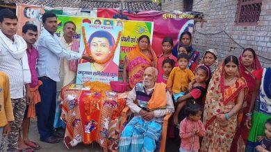 Photo of शिक्षा की जन्मदाता, राष्ट्रमाता सावित्रीबाई फुले को 124वी पुण्यस्मृति के मौके पर याद किया गया – अजय मालाकार