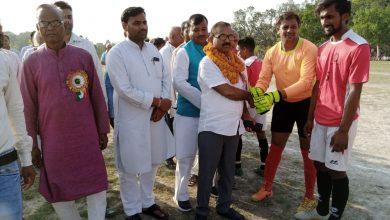 Photo of रोमांचक मुकाबले में समस्तीपुर ने सारण को एक गोल से हराया