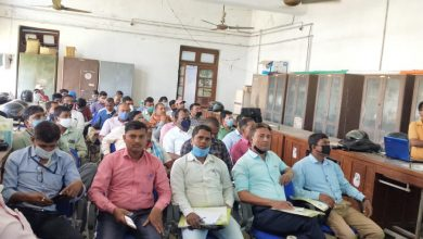 Photo of भारत को TB मुक्त बिमारी से दूर करने के लिए प्रशिक्षित ग्रामीण चिकित्सकों को दिया गया प्रशिक्षण