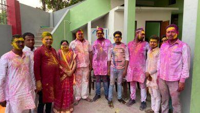 Photo of हुस्सेपुर पंचायत से भावी मुखिया प्रत्याशी निर्मला देवी ने किया होली मिलन समारोह