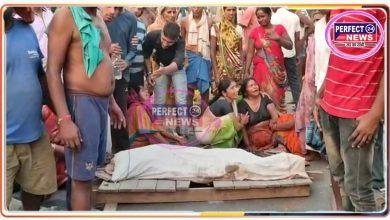 Photo of नालंदा में ट्रक की चपेट में आने से 8 लोगों की मौत 7 घायल, आगजनी व पथराव में एक पत्रकार और एएसआई घायल